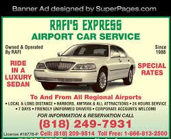 Rafi's Express Limos
